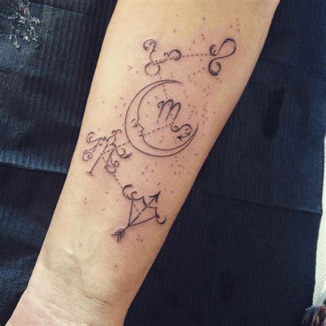 tatouage signe astrologique tatouage lune la lumi 232 re dans l obscurit 233 tattoome le meilleur du tatouage