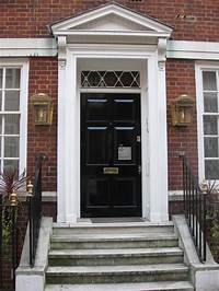 pictures of front doors Black Front Door for Simple and Attracting Applications ...