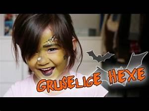 Gruselige Hexe Schminken : gruselige hexe kinderschminken f r halloween radio teddy youtube ~ Frokenaadalensverden.com Haus und Dekorationen