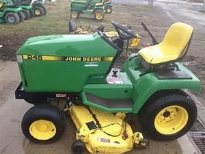 1993 John Deere 245 Lawn  U0026 Garden And Commercial Mowing