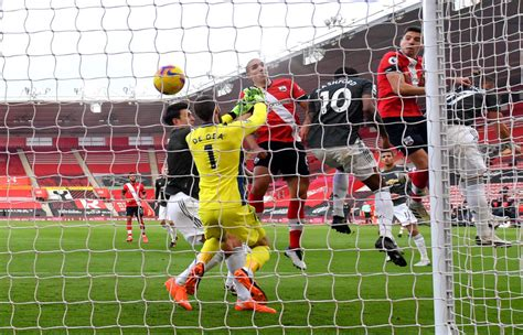 Manchester United player ratings vs Southampton - The 4th ...