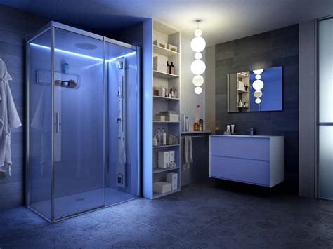 colonna doccia idromassaggio teuco box doccia idromassaggio una spa in casa orsolini