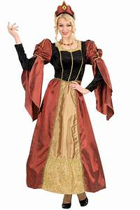 costume princesse epoque medievale fiesta magic With robe de reine du moyen age