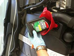 Diy Check Engine Oil Level Mercedes Benz Pics Video Parts