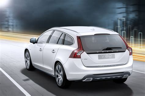 2018 Volvo V60 Plug In Hybrid More Photos And Detailsvideo