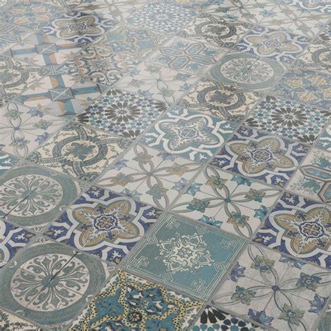 liberty floors aurora mm ornate perennial tile laminate