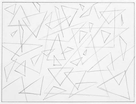 Abstract Drawing Using Shapes by Abstract Drawing Warmups