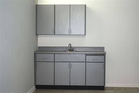 medical cabinets with sink model 6093 stainless steel sink with goose neck faucet