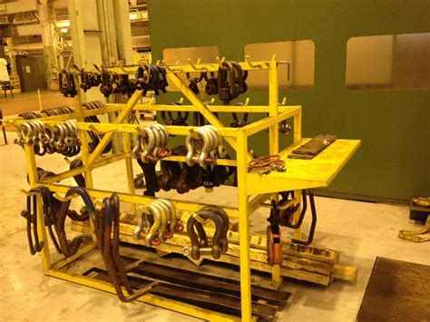 billings products  industrial material holding tool staging wip staging