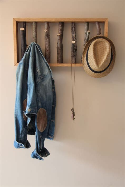 hanging coat rack 15 cool coat racks that really branch out