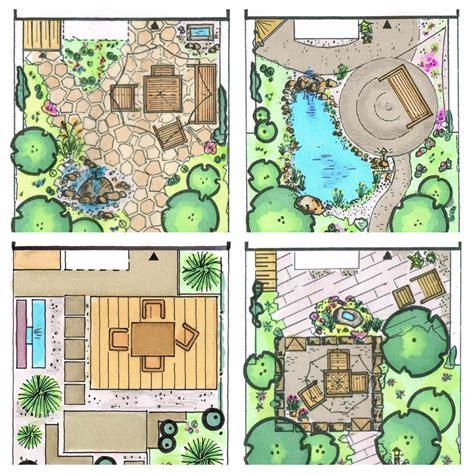 Garten Gestalten Grundriss by So Wird Der Kleine Garten Zur Wohlf 252 Hloase