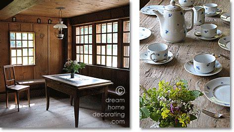 swiss chalet decor swiss country decorating swiss chalet style authentic swiss decor ideas