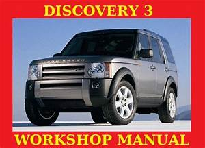 Land Rover Discovery 3 Engine 2 7 4 0 4 4 Workshop Service