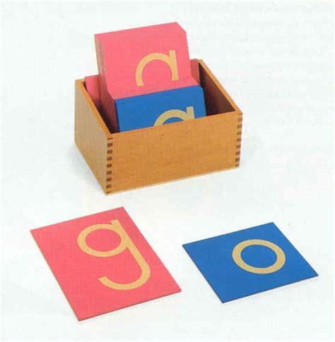 montessori sandpaper letters petrous on alphabet writing books