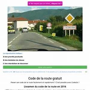 Tests Code De La Route : r viser son code de la route pearltrees ~ Medecine-chirurgie-esthetiques.com Avis de Voitures