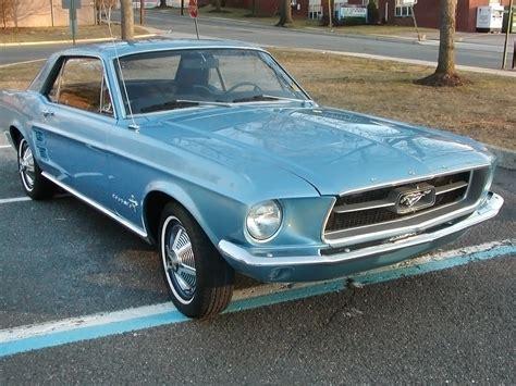 Original Car? 1967 Ford Mustang