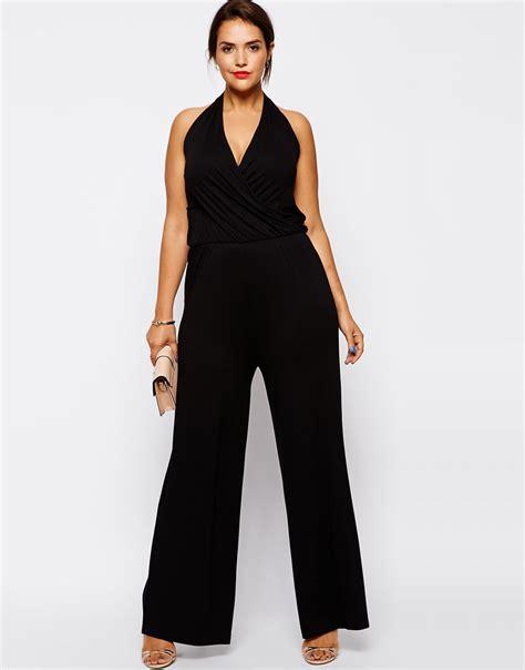 s dress jumpsuits plus size sleeveless jumpsuits 2015 6xl black