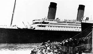 April 10 1912 Rms Titanic Sets Sail From Unhistorical