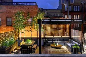 Chicago Wicker Park Garage Rooftop Deck