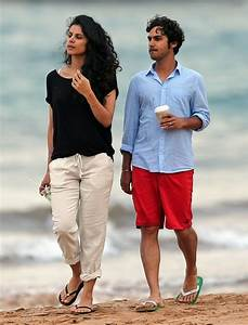Neha Kapur in Kunal Nayyar & His Wife Enjoying Their Maui ...