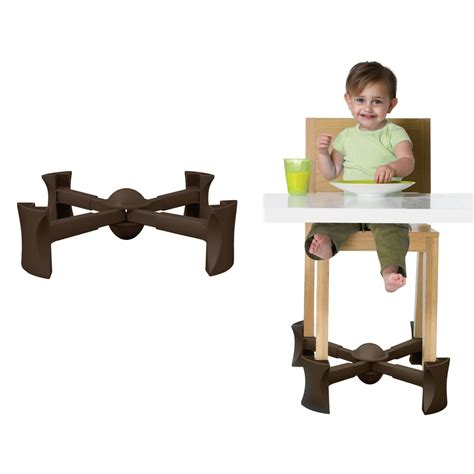 kaboost portable chair booster chocolate kaboost chocolate kaboost booster seat goes