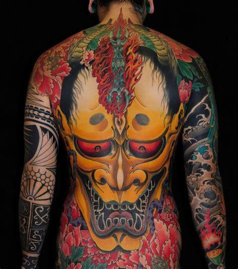 voici la signification de ces  tatouages japonais