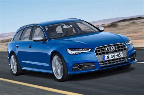 Audi S 6 by 2014 Audi S6 Avant Drive Review Autocar