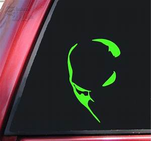 Galleon Spawn Face Vinyl Decal Sticker 6