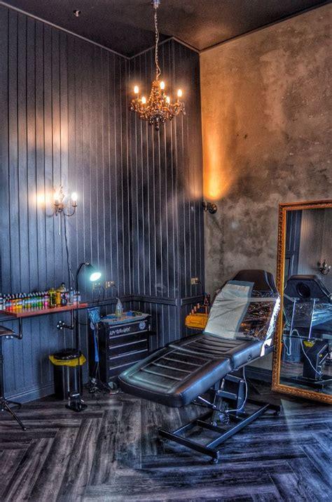 tattoo studio interior designer barbershop tatto