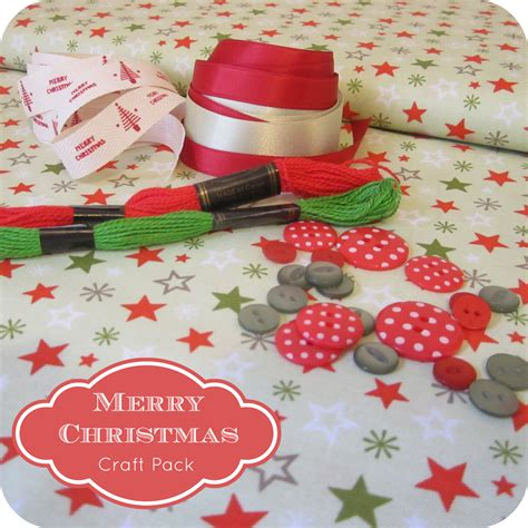 28 best christmas craft packs christmas craft paper