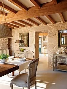Una Casa Rustica  Mix Di Tradizione E Modernit U00e0