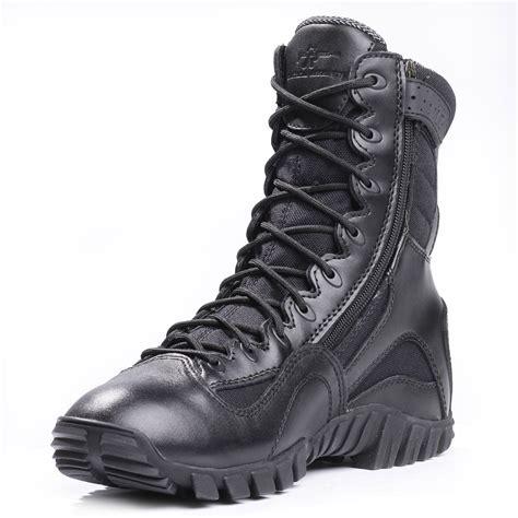 light waterproof boots tactical research 8 quot khyber lightweight side zip