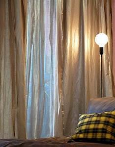 Rideau Blanc Et Doré : des id es de rideaux pour faire r ver vos fen tres elle d coration ~ Teatrodelosmanantiales.com Idées de Décoration