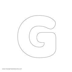 free printable alphabet stencil letters template tag 581   23c741f99163901d4526fb1b725156c3