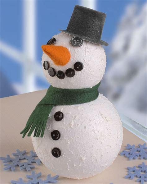 schneemann nase basteln 25 einzigartige schneemann basteln styroporkugeln ideen auf schneemann basteln mit