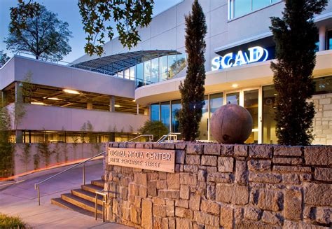 scad digital media center scadedu