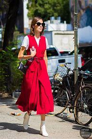 Alexa Chung Street-Style