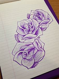 250 best tattoo old school roses! images on Pinterest ...