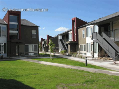 Montrose County Co Low Income Housing Apartments