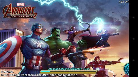 marvel avengers alliance   telecharger pour