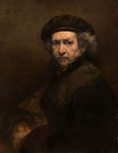 Rembrandt The Late Works at the National Gallery ...