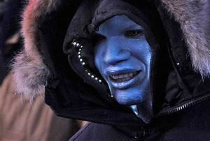Jamie Foxx Steps Out as Electro on 'Amazing Spider-Man 2 ...