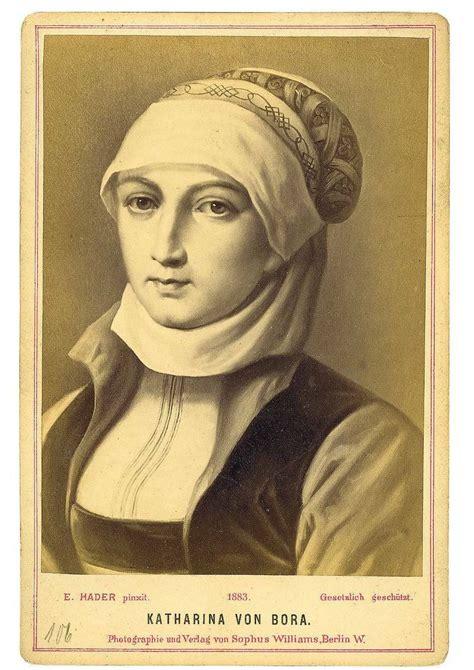Katharina Von Bora Frau Ohne Eigenschaften? Freie