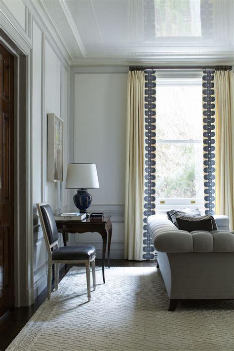 Living Room Window Trim Ideas by 17 Best Ideas About Drapery Panels On Drapery