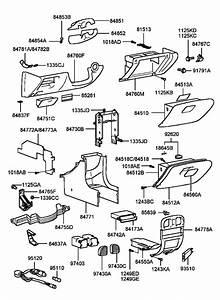 Hyundai Sonata Guide - Glove Box  Damper