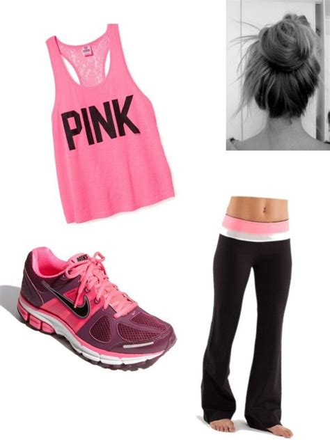 25+ best ideas about Pink Yoga Pants on Pinterest | Pink leggings Yoga pants girls and Victory ...