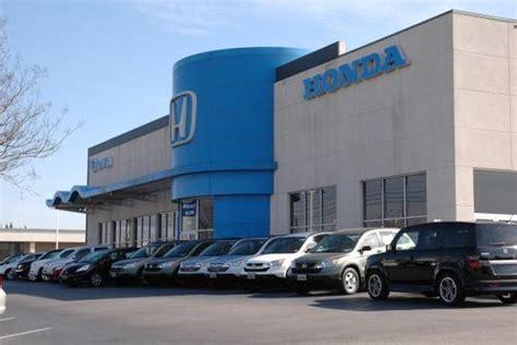 Crown Honda Of Greensboro Car Dealership In Greensboro, Nc