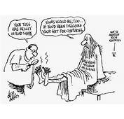 Funny Religion Dragging Feet Centuries Cartoon  Atheist