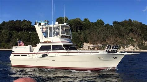 Viking Boat Name Generator by 1981 Viking 43 Cabin Power Boat For Sale Www