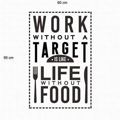 Stiker Kantor Sticker Motivasi Kaca Quotes Rumah